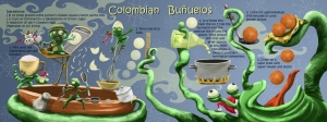 Colombian Buñuelos Online